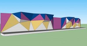 SAE NOZAY - Proposition de couleurs - club 2V-G