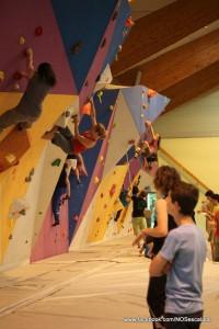 Open  bloc 44 @ Nozay - Salle de la Chesnaie