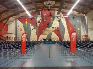 Championnat départemental de difficulté 44 @ Nantes - Salle de la Bottière